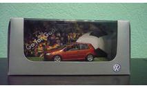 Volkswagen Golf 5 Goal, масштабная модель, Schuco, 1:43, 1/43