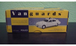 Jaguar Mk2 Cheshire Police, масштабная модель, Vanguards, 1:43, 1/43