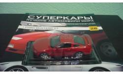 Суперкары №28 Ford Mustang GT, журнальная серия Суперкары (DeAgostini), Суперкары. Лучшие автомобили мира, журнал от DeAgostini, scale43