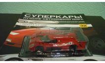 Суперкары №32 Toyota GT-One, журнальная серия Суперкары (DeAgostini), Суперкары. Лучшие автомобили мира, журнал от DeAgostini, scale43