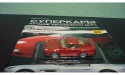 Суперкары №61 Porsche 959, журнальная серия Суперкары (DeAgostini), Суперкары. Лучшие автомобили мира, журнал от DeAgostini, scale43