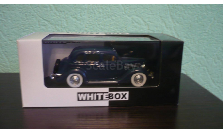 Ford V8 1937, масштабная модель, WhiteBox, scale43