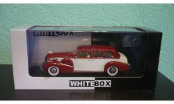 Cadillac Fleetwood V8 Limousine 1939, масштабная модель, WhiteBox, 1:43, 1/43