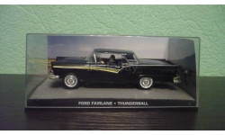 Ford Fairlane 'Thunderball'
