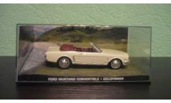 Ford Mustang Convertible 'Goldfinger', масштабная модель, Universal Hobbies, 1:43, 1/43