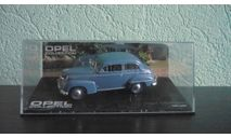Opel Olympia, масштабная модель, Opel Collection, 1:43, 1/43