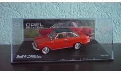 Opel Kadett A Coupe, масштабная модель, Opel Collection, 1:43, 1/43