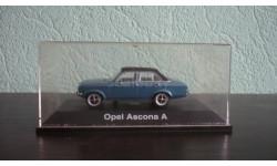 Opel Ascona A, масштабная модель, Schuco, 1:43, 1/43
