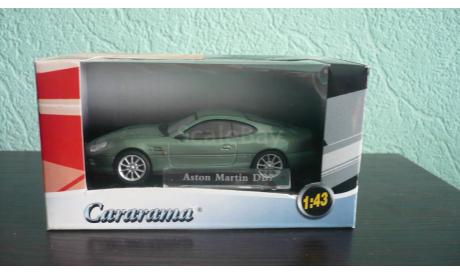 Aston Martin DB7, масштабная модель, Bauer/Cararama/Hongwell, scale43