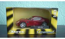 Alfa Romeo 8C, масштабная модель, Abrex, scale43