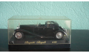 Bugati Royale, масштабная модель, Bugatti, Solido, 1:43, 1/43