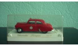 Chevrolet Pompier, масштабная модель, Solido, scale43