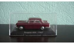 Peugeot 404 1965