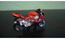 Yamaha YZF-R1, масштабная модель мотоцикла, Bauer/Cararama/Hongwell, scale43