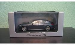 Porsche Panamera 4S, масштабная модель, Minichamps, scale43