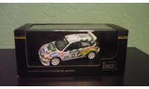 Toyota Corolla   WRS 2000, масштабная модель, IXO Rally (серии RAC, RAM), 1:43, 1/43
