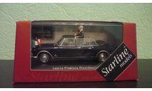 Lancia Flaminia Presidenziale, Montblanc 1965, масштабная модель, Starline, scale43