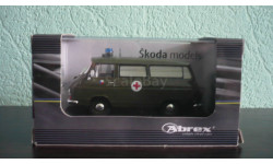 Skoda 1203 Army Ambulance