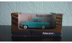 Skoda Octavia 1964г, масштабная модель, Škoda, Abrex, 1:43, 1/43