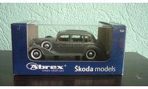 Skoda Superb 913   1938г, масштабная модель, Škoda, Abrex, 1:43, 1/43