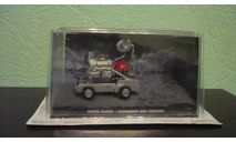Moon Buggy 'Diamonds Are Forever'  007 James Bond Collection, масштабная модель, IXO, scale43