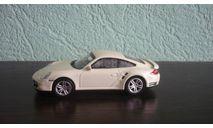 Porsche 911 Turbo (997), масштабная модель, RMZCity, 1:43, 1/43