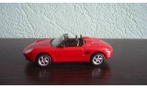 Porsche Boxster, масштабная модель, JoyCity, 1:43, 1/43