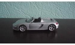Porsche Carrera GT, масштабная модель, Bauer/Cararama/Hongwell, 1:43, 1/43