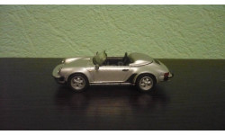 Porsche 911 Carrera Speedster (911)  1988г, масштабная модель, Solido, scale43