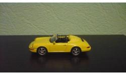 Porsche 911 Carrera Speedster (964), масштабная модель, High Speed, 1:43, 1/43