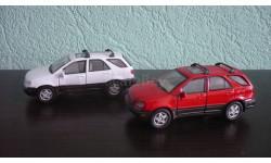 Lexus RX300 Ранняя Cararama. Двери открываются., масштабная модель, Bauer/Cararama/Hongwell, 1:43, 1/43