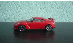 Nissan GT-R, масштабная модель, Rastar, scale43