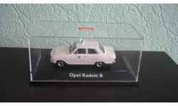 Opel Kadett B Police, масштабная модель, Schuco, scale43