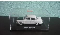 Opel Kapitan Police, масштабная модель, Schuco, 1:43, 1/43