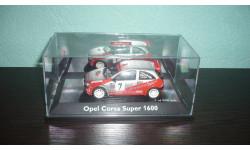Opel Сorsa Super 1600, масштабная модель, Schuco, 1:43, 1/43