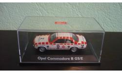 Opel Commodore (B) GS/E, масштабная модель, Schuco, 1:43, 1/43