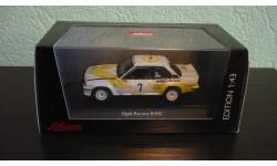 Opel Ascona B400 #7, масштабная модель, Schuco, 1:43, 1/43