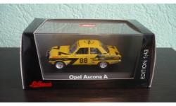 Opel Ascona A #88, масштабная модель, Schuco, 1:43, 1/43