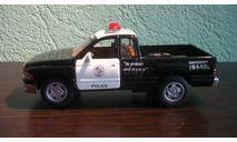 Dodge Ram 1500 Police, масштабная модель, scale43
