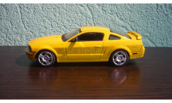 Ford Mustang GT 2005, масштабная модель, Welly, scale43