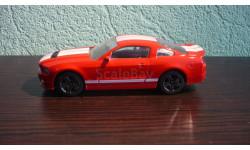 Ford Shelby GT500, масштабная модель, JoyCity, scale43