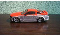 Ford Mustang GT 2006, масштабная модель, BBurago, 1:43, 1/43
