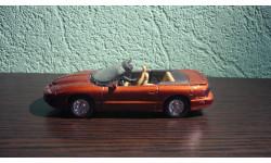 Pontiac Firebird cabriolet 1999, масштабная модель, Signature, scale43