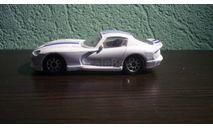 Dodge Viper Burago, масштабная модель, scale43