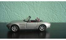 BMW Z8 cabriolet. Ранняя Cararama. Двери открываются., масштабная модель, Bauer/Cararama/Hongwell, 1:43, 1/43