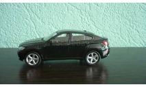 Суперкары №23  BMW X6 E71, журнальная серия Суперкары (DeAgostini), Суперкары. Лучшие автомобили мира, журнал от DeAgostini, scale43