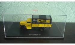 Opel Blitz, масштабная модель, Schuco, scale43