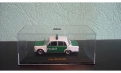 Lada 1200 Polizei    IXO CLC121, масштабная модель, ВАЗ, IXO Road (серии MOC, CLC), 1:43, 1/43