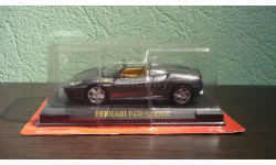 Ferrari F430 Spider, журнальная серия Ferrari Collection (GeFabbri), Ferrari Collection (Ge Fabbri), 1:43, 1/43