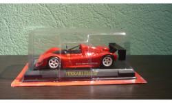 Ferrari F333 SP, журнальная серия Ferrari Collection (GeFabbri), Ferrari Collection (Ge Fabbri), scale43